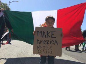 make America mexico